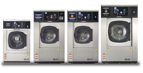 Commercial Laundry Washing Machines